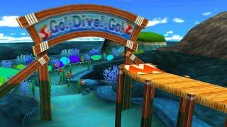 One of Mario Kart 7's Worst Tracks, Enhanced for Mario Kart Wii!