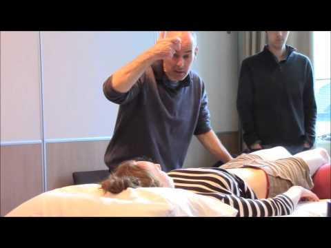 Reading UK April 24 Part III - Treating IBS neck and back pain