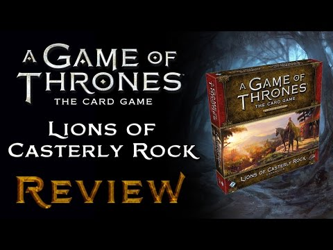 Lions of Casterly Rock [REVIEW]