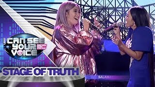 I Can See Your Voice PH: When USA Nothing At All with Yeng Constantino | Stage Of Truth
