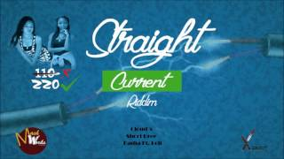 Kadia Ft. Lolli - When Ah Working [Straight Current Riddim] 2016 Soca (Prod. By MashWorks)