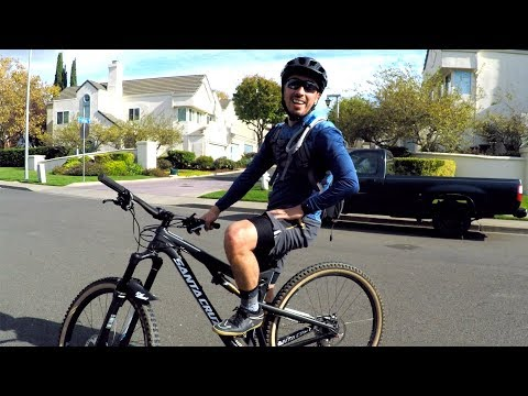 My first group ride | Mountain Biking Vallejo and Benicia
