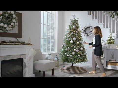 Comment décorer un arbre de Noël