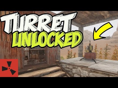 He left his TURRET OFF // RUST Solo Series S01E01 thumbnail
