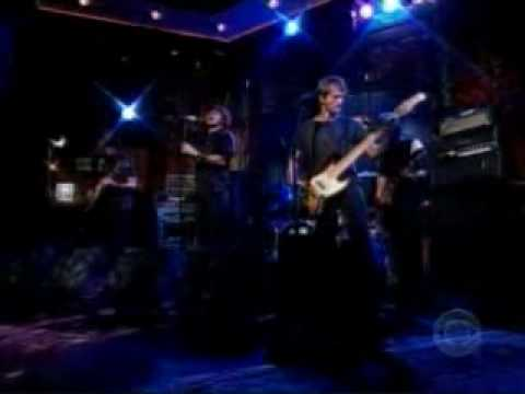 Our Lady Peace- Somewhere Out There (live @ Late Late Show)