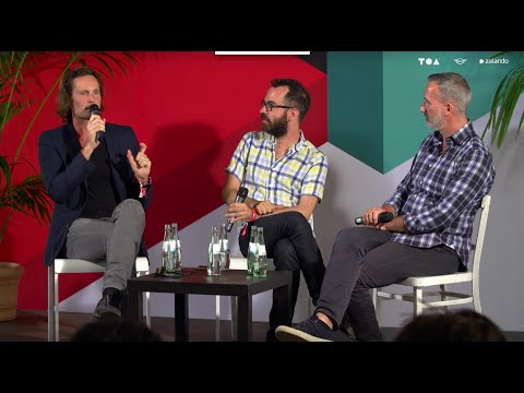 #TOA15: ¨The Future of Music¨ with Eric Wahlforss (SoundCloud) and Daniel Haver (Native Instruments)