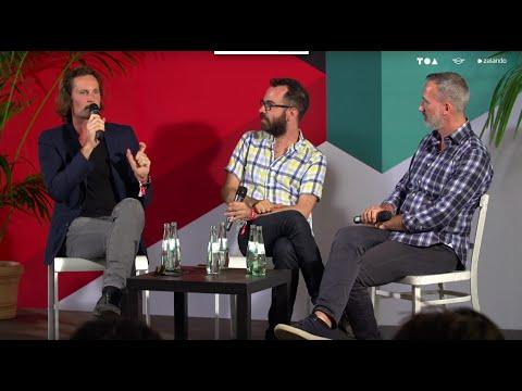 Let's Talk Music - Eric Wahlforss (CTO, SoundCloud) & Daniel Haver (CEO, Native Instruments) #TOA15