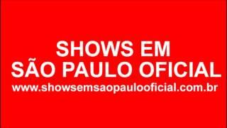 Hoobastank show dia 09/12/2015 em São Paulo