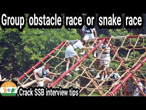 SSB Gto task # Group Obstacle Race or Snake race || Crack SSB