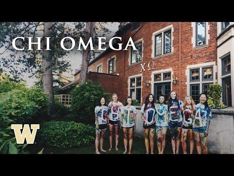 Chi Omega Recruitment 2016 - University of Washington