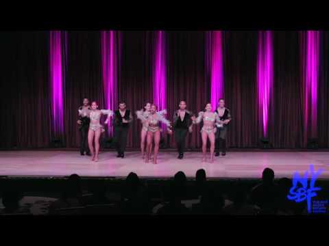 BEST SALSA SHOW  2017  & The New York Movement closing Saturday Night