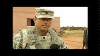 Soldiers Prepair For Deployment