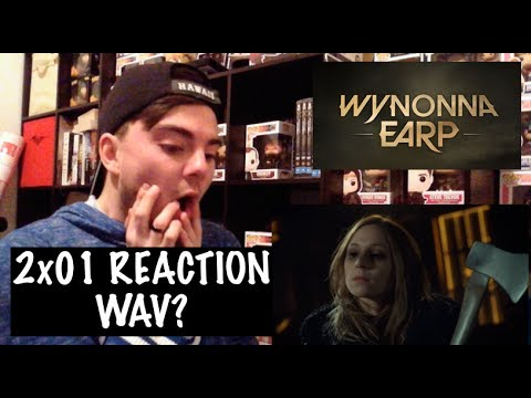 WYNONNA EARP - 2x01 'STEEL BARS AND STONE WALLS' REACTION