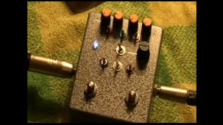 boss bf-2 circuit bent by craptronix