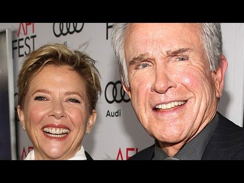 Strange Things About Annette Bening And Warren Beatty's Marriage