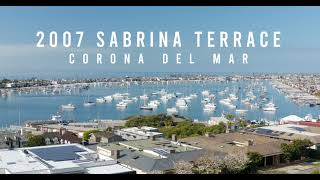 Architectural Tour: 2007 Sabrina Terrace in Corona del Mar, California