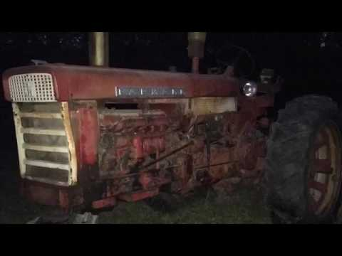 Farmall 560 Injection Pump Removal Youtube