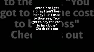 Meek mill price clean lyrics