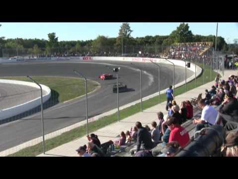 Sunset Speedway OMRS Heat 1 2016 09 24