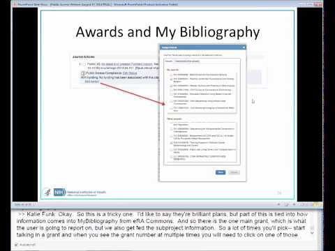 The NIH Public Access Policy   Information for Librarians
