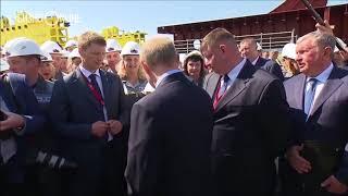 Путин VS  БУЗАТЕРКА