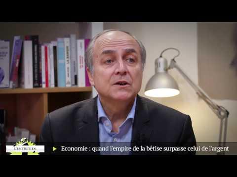 Jacques Généreux et la «déconnomie»