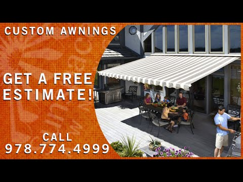 Retractable Awnings Boston MA   Online Special   SunSpaces MA