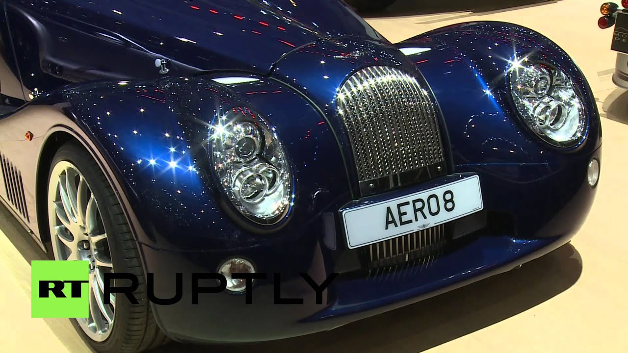 Switzerland Take A First Look At Aero 8 Morgan S Newest Luxury Car Youtube New and used morgan cars from brands hatch morgans. youtube