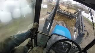 Codzienne Obowiązki #1 Sławek_Vlog#52 Dyrektywa Azotowa - Koszty Poniosą Rolnicy ! :/