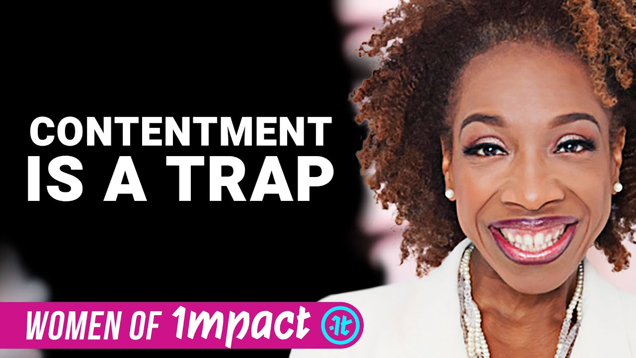 How to Take Action and Find Fuel for Your Journey | Lisa Nichols on Women of Impact