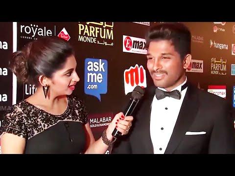 Allu Arjun Reveals His Favourite Actors In Tamil Industry