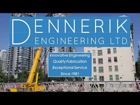 Dennerik Engineering - 150' Utility Truss in Vancouver