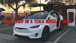Is a Tesla good for Road Trips? Honest Opinion - Tesla Model X 100D