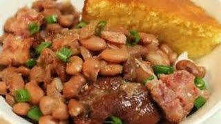 Pinto Beans and Ham Hocks ft. Power Pressure Cooker XL