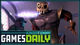 MediEvil Is A Remake Not A Remaster - Kinda Funny Games Daily 10.26.18