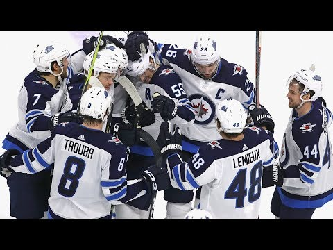 Mark Scheifele wins it in overtime with second goal