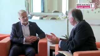 David Thomson, Chief Operating Officer, JA Resorts  & Hotels, Dubai  - Pt1