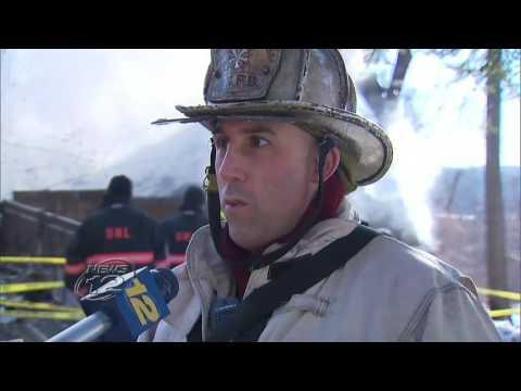 Fire at Yeshiva of Nitra in Mount Kisco NY