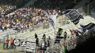 Ambiance Nantes 0-1 Bordeaux Dimanche 16 Avril 2017