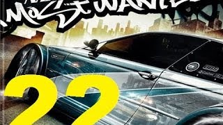 """Прохождение Need For Speed Most Wanted Часть 22-""""Финал"""""""