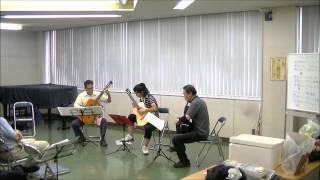 2014年7月27日栃木市西方町の公民館で開催された フリーコンサー...