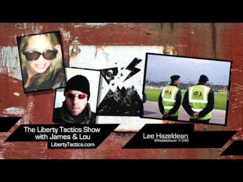 Liberty Tactics - Friday June 29 2012 - NORML UK on Cannabis Reform, Olympic Security Whistleblower