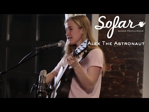 Alex The Astronaut  I Believe In Music  Sofar NYC