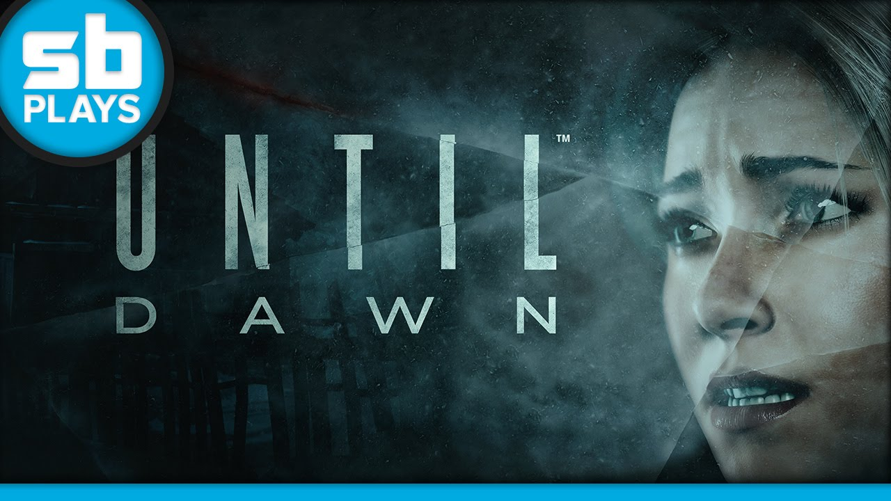 Live Replay: Until Dawn - Prologue