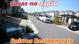 Casas no Japão - Bairros residenciais