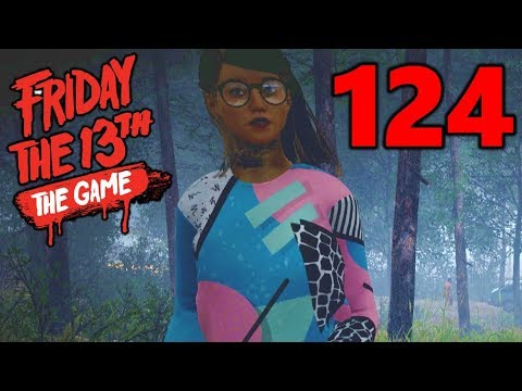 [124] Deborah's Super 80's Sweater!!! (Let's Play Friday The 13th The Game)