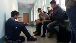 Валентин Стрыкало-Гори(cover)на гитаре