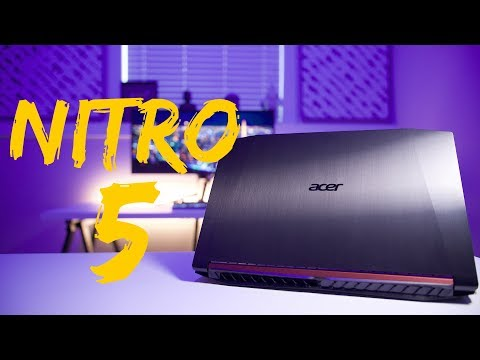 BACK TO SCHOOL / BEST BUDGET GAMING LAPTOP 2017 EP#1 || ACER NITRO 5 REVIEW
