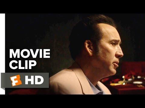 Dog Eat Dog Movie CLIP - El Greco (2016) - Nicolas Cage Movie
