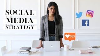 How to Develop a So¢ial Media Strategy Step by Step
